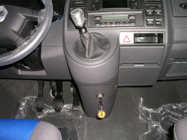 Volkswagen t5 transporter 6seb